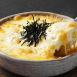 山芋鉄板チーズ焼き