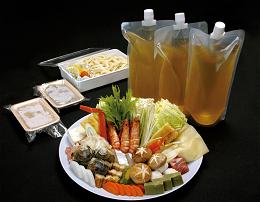博多うどんすき宅配便(冷蔵)